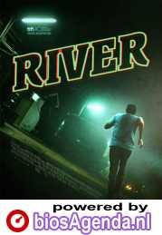 River poster, copyright in handen van productiestudio en/of distributeur