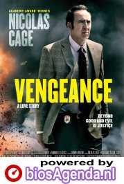 Vengeance: A Love Story poster, copyright in handen van productiestudio en/of distributeur