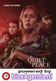A Quiet Place Part II poster, © 2020 Universal Pictures International