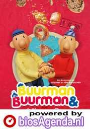 Buurman & Buurman: Bakken en grillen poster, copyright in handen van productiestudio en/of distributeur