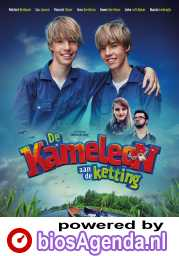 De Kameleon aan de Ketting poster, © 2021 Just Entertainment