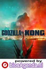 Godzilla vs. Kong poster, © 2020 Warner Bros.