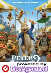 Peter Rabbit 2: The Runaway poster, © 2020 Universal Pictures International