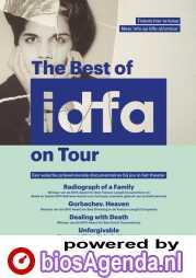 The Best of IDFA on Tour 2020 – 2021 poster, copyright in handen van productiestudio en/of distributeur