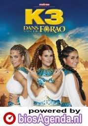 K3 Dans van de Farao poster, © 2020 Splendid Film