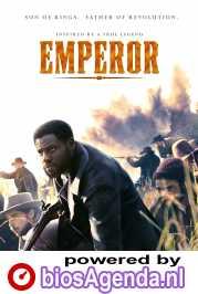 Emperor poster, copyright in handen van productiestudio en/of distributeur