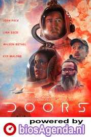Doors poster, copyright in handen van productiestudio en/of distributeur