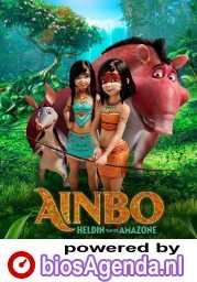 Ainbo: Spirit Of The Amazon poster, © 2021 WW entertainment