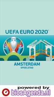 EK 2021 Nederlands Elftal poster, copyright in handen van productiestudio en/of distributeur