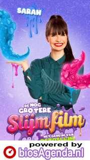 De Nog Grotere Slijmfilm poster, © 2021 Splendid Film