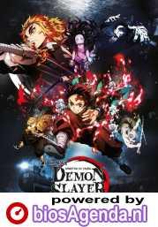 Demon Slayer: Mugen Train poster, © 2020 Periscoop Film