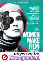 Women Make Film: A New Road Movie Through Cinema poster, © 2018 Eye Film Instituut