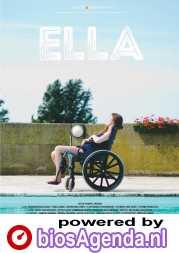 Ella poster, copyright in handen van productiestudio en/of distributeur