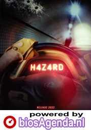 H4Z4RD poster, copyright in handen van productiestudio en/of distributeur