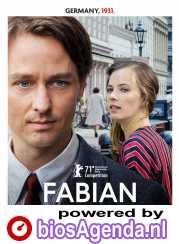 Fabian: Going to the Dogs poster, copyright in handen van productiestudio en/of distributeur