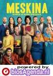 Meskina poster, copyright in handen van productiestudio en/of distributeur