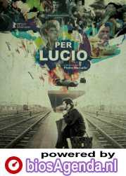 Per Lucio poster, copyright in handen van productiestudio en/of distributeur