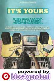 IT'S YOURS - A story of Hip Hop and the Internet poster, copyright in handen van productiestudio en/of distributeur