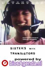 Sisters with Transistors poster, copyright in handen van productiestudio en/of distributeur
