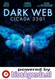Dark Web: Cicada 3301 poster, copyright in handen van productiestudio en/of distributeur