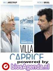 Villa Caprice poster, copyright in handen van productiestudio en/of distributeur
