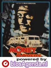 Money Movers poster, copyright in handen van productiestudio en/of distributeur