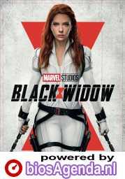 Black Widow poster, © 2020 Walt Disney Pictures