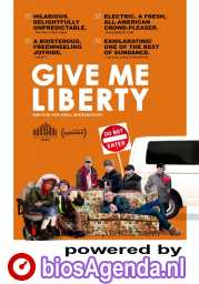 Give Me Liberty poster, © 2019 September