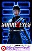 Snake Eyes poster, © 2021 Universal Pictures International