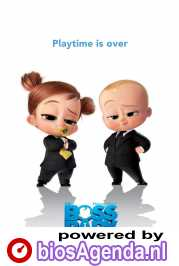 The Boss Baby: Family Business poster, © 2021 Universal Pictures International