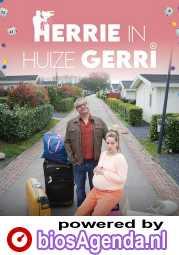Herrie in Huize Gerri poster, copyright in handen van productiestudio en/of distributeur