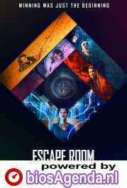 Escape Room: Tournament of Champions poster, © 2021 Universal Pictures International