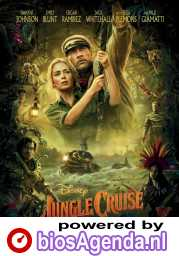 Jungle Cruise poster, © 2020 Walt Disney Pictures