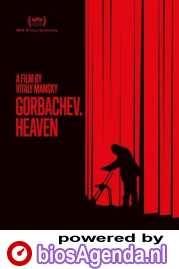 Gorbachev. Heaven poster, copyright in handen van productiestudio en/of distributeur