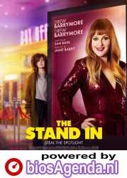 The Stand In poster, copyright in handen van productiestudio en/of distributeur