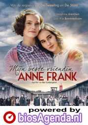 My Best Friend Anne Frank poster, © 2021 Dutch FilmWorks