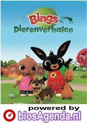 Bing's Dierenverhalen poster, copyright in handen van productiestudio en/of distributeur