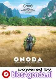 Onoda: 10,000 Nights in the Jungle poster, © 2021 Imagine
