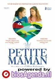 Petite maman poster, © 2021 Cinéart