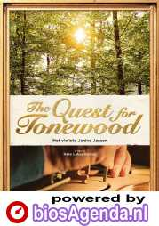 The Quest for Tonewood poster, © 2020 Cinema Delicatessen