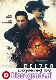 Seized poster, copyright in handen van productiestudio en/of distributeur