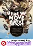 Here We Move Here We Groove poster, © 2020 Doxy