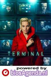 Terminal poster, copyright in handen van productiestudio en/of distributeur