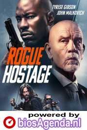 Rogue Hostage poster, copyright in handen van productiestudio en/of distributeur
