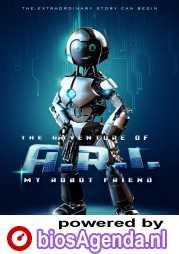 The Adventure of A.R.I.: My Robot Friend poster, copyright in handen van productiestudio en/of distributeur