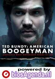 Ted Bundy: American Boogeyman poster, copyright in handen van productiestudio en/of distributeur