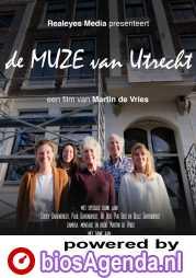 De Muze van Utrecht poster, copyright in handen van productiestudio en/of distributeur