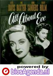 Poster van 'All About Eve' © 1950 20th Century Fox