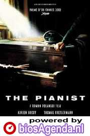 Poster van 'The Pianist' © 2002 A-Film Distribution