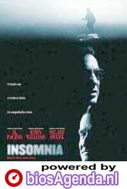 Poster van 'Insomnia' © 2002 Buena Vista International